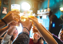 Frequent Alcohol Consumption Raises Risk for New AFib